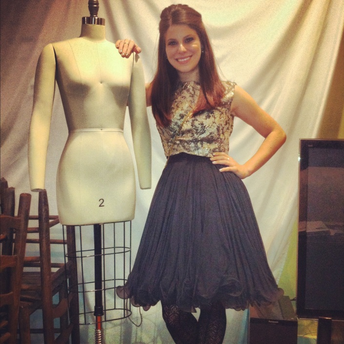 Fancy New Dress Form!