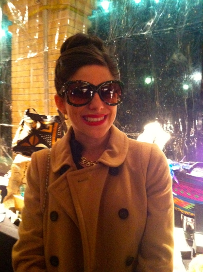 Audrey Hepburn Glasses!
