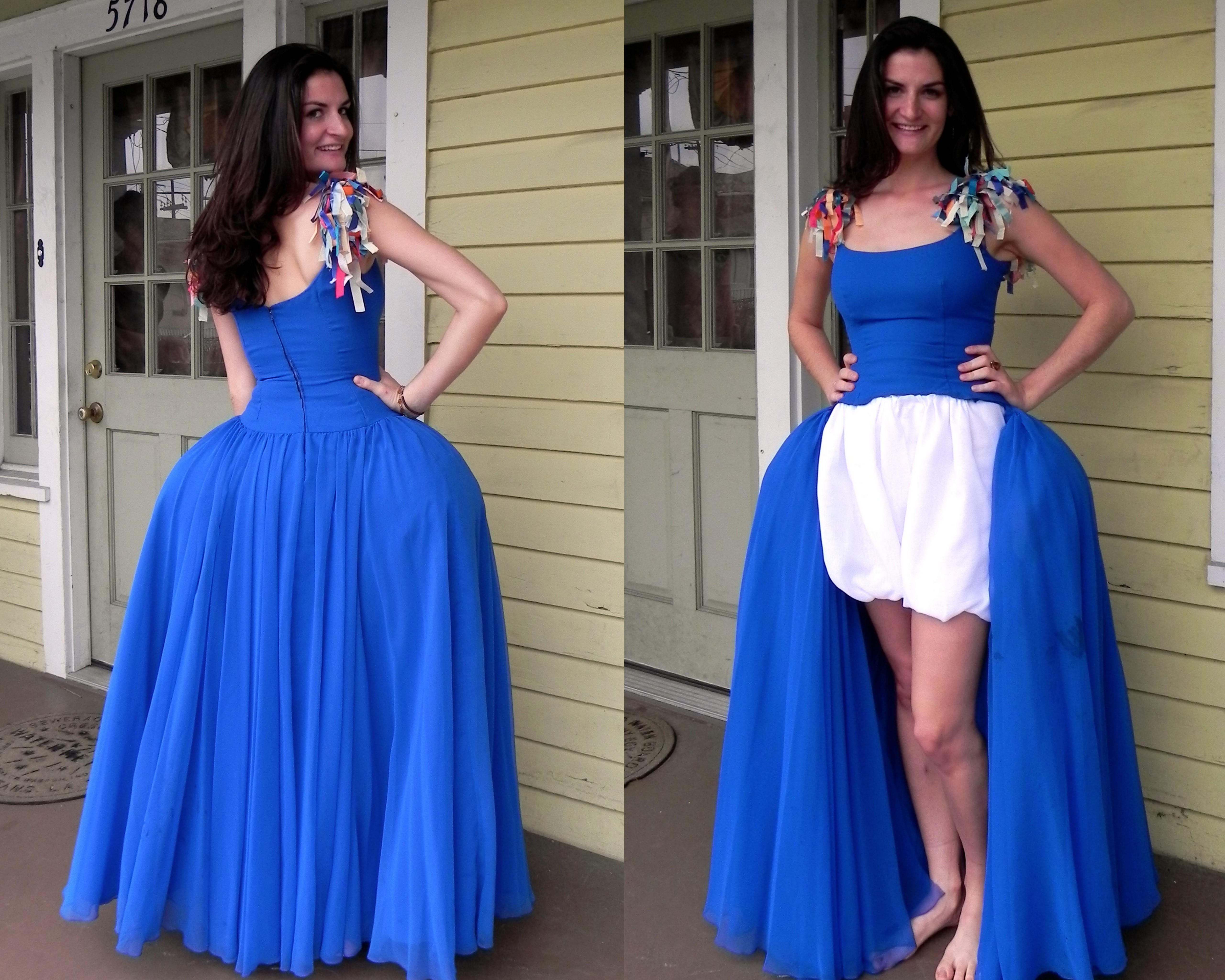 DIY Simple Victorian Dresses