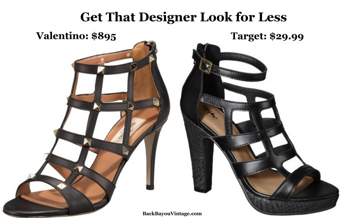 Designer Heels For Less