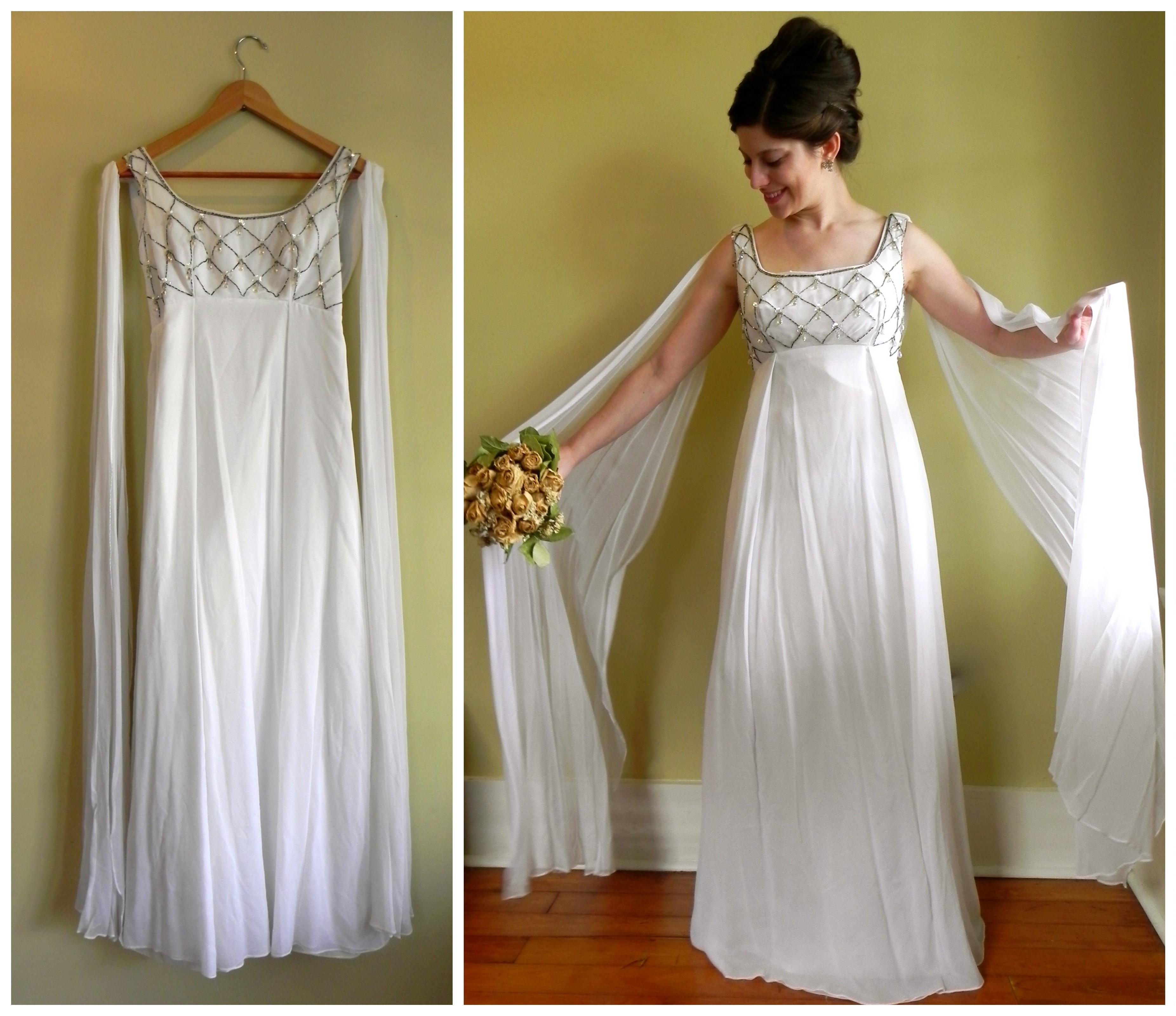 Vintage Wedding Dress 101