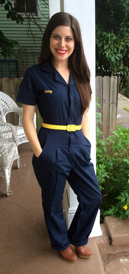 Jenny On The Job