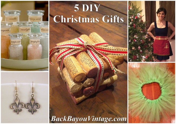 5 DIY Christmas Gifts