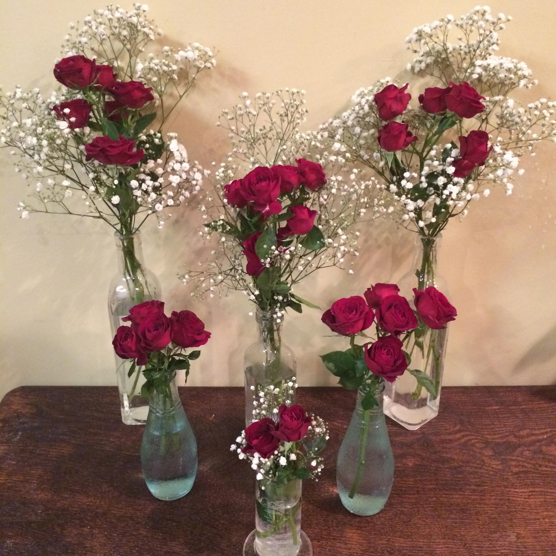 DIY Winter Flower Arrangements for Under $10! | Back Bayou Vintage