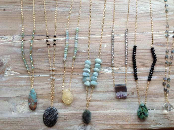 Ashley Celeste Necklaces