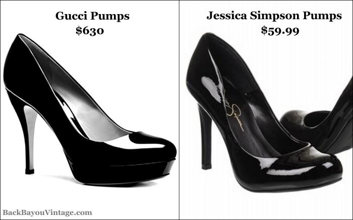 Designer Shoes On A Dime