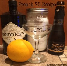 French 75 Recipe